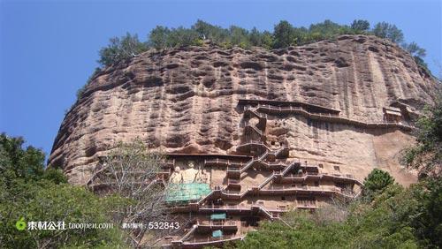 甘肃天水旅游景点图片