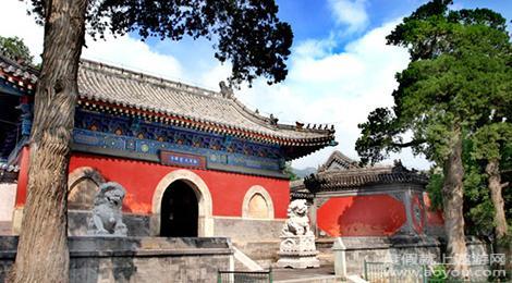 阳台山自然风景区旅游景点
