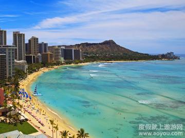 夏威夷茂宜岛旅游景点大全