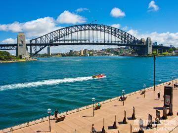 悉尼海关大楼旅游景点