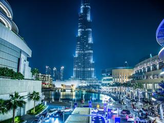 迪拜的风景介绍