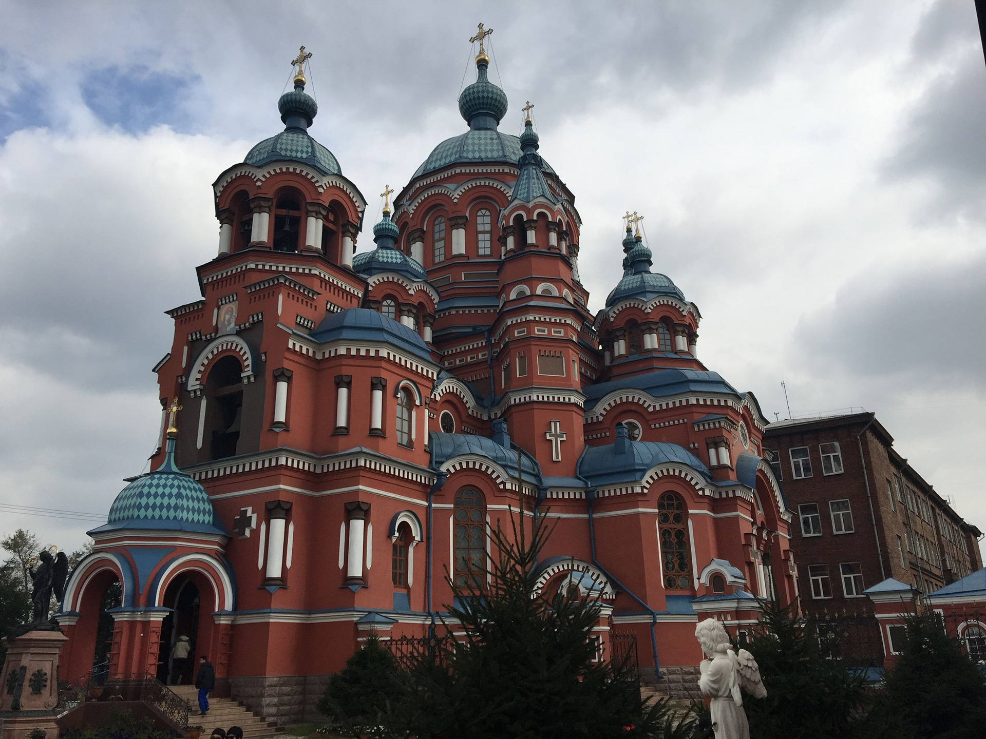 国际列车俄罗斯经典13日文化之旅