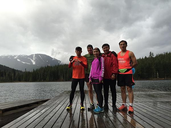 加拿大西海岸:一场奔跑之旅