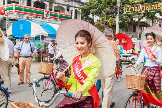泰国:清迈+清莱泰北玫瑰双城记7日(北京直飞/香格里拉下午茶/一晚网评五星酒店)