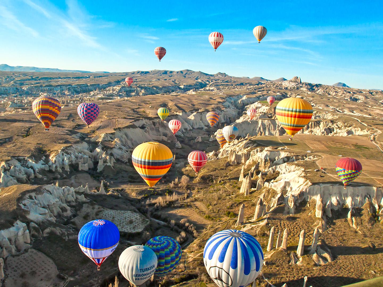 【世界文化遗产】土耳其费特希耶10日游【土航直飞/洞穴酒店/伊斯坦布尔一天自由活动】