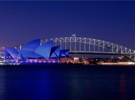 澳大利亚 初识澳大利亚8晚10天私享游