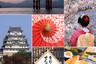 日本关西大阪+奈良+京都6日半自助游【关西畅玩/体验舌尖上的华尔兹/大阪一日私属】