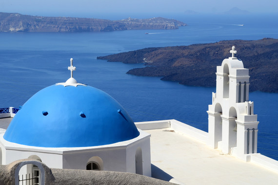 土耳其+希腊14日唯美地中海之旅(TK航空/升级2晚卡帕洞穴酒店)