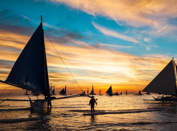 【豪华五星】菲律宾长滩岛5晚7天百变自由行【林德酒店/S1码头/白沙滩】