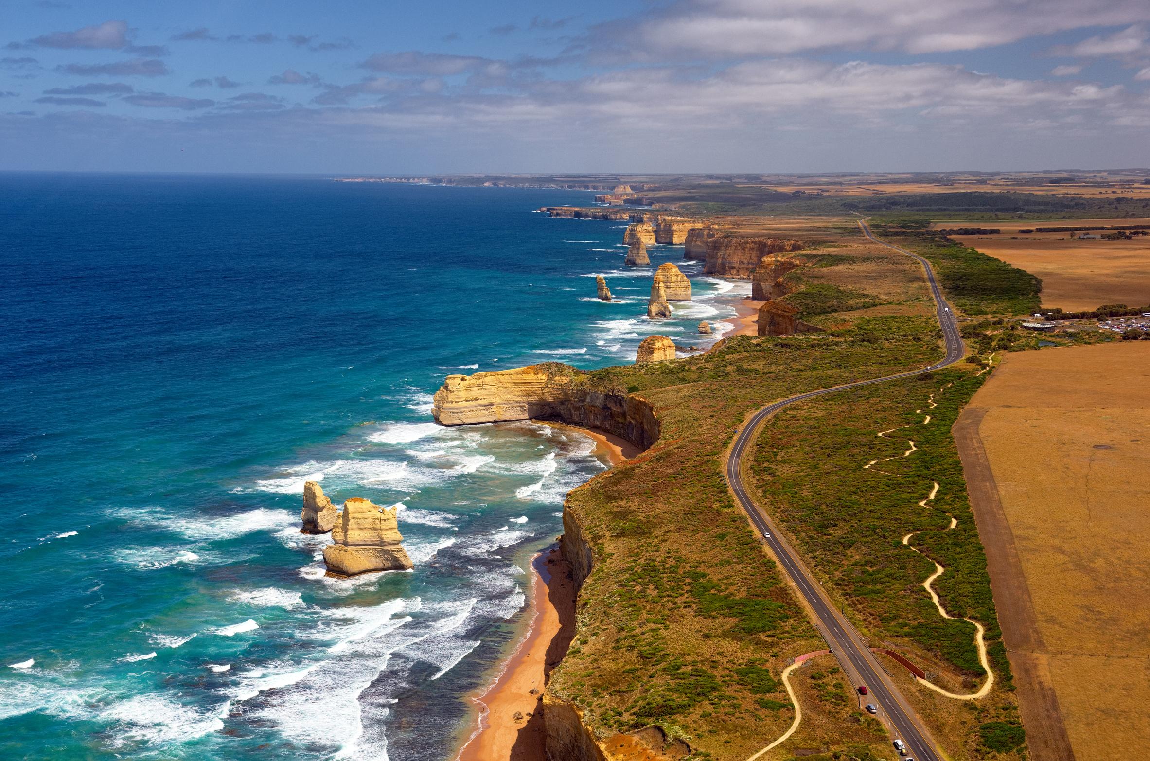 澳大利亚畅游大堡礁+大洋路全景9日游【销量冠军!国航直飞+升级两晚五星+双大堡礁】