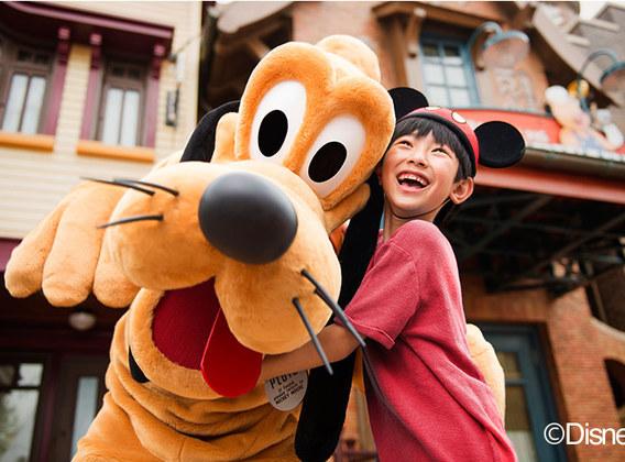 """【乐园、度假、休闲】上海迪士尼、童话城堡""""灯光烟花秀""""纯玩2日游"""