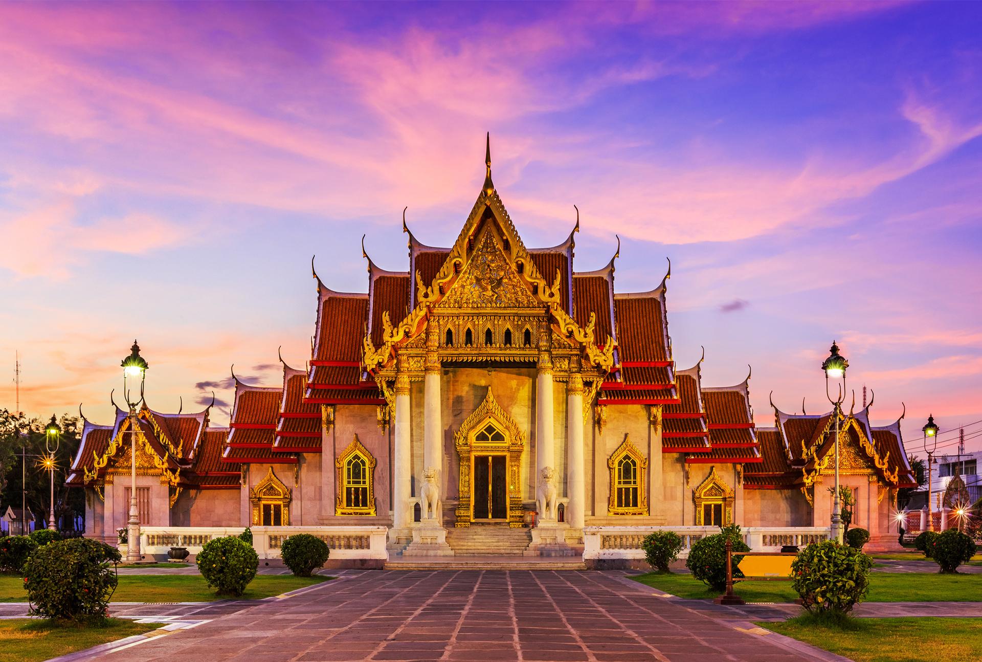 泰曼雅-泰国曼谷+芭堤雅5晚7天百变自由行