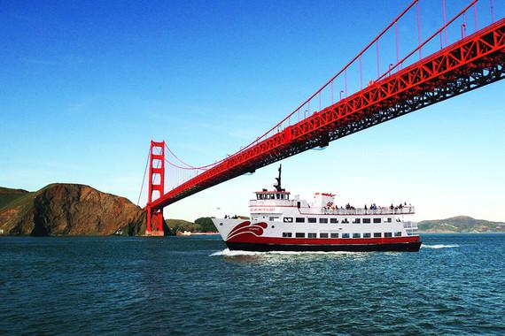 【非常美利坚】美国东西海岸大瀑布+66号公路+1号公路+旧金山+自由女神游船 12日