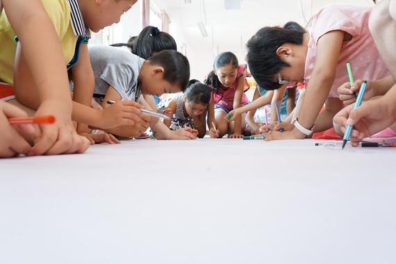 """【亲子自营】""""小小人""""系列活动·""""灵魂画像师""""儿童绘画及心理解读活动1日游"""