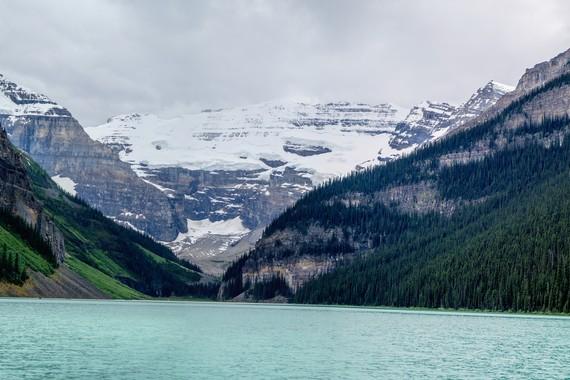 #湖光山色#加拿大東西海岸大瀑布游船+落基山3大國家公園+溫哥華12日