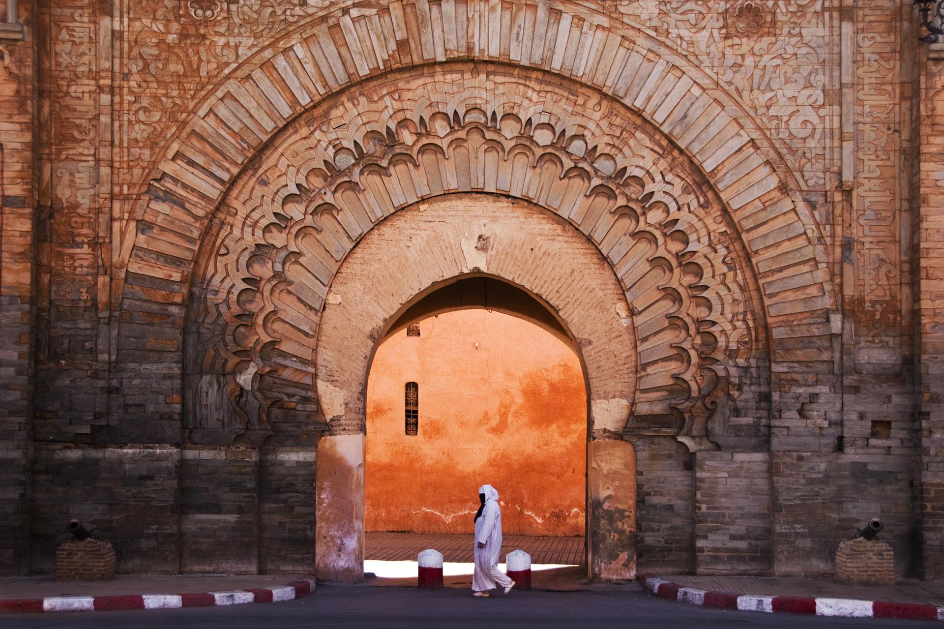 (北非包机)阿尔及利亚突尼斯摩洛哥12日游【蓝白小镇/卡萨布兰卡/3晚阿尔及尔】