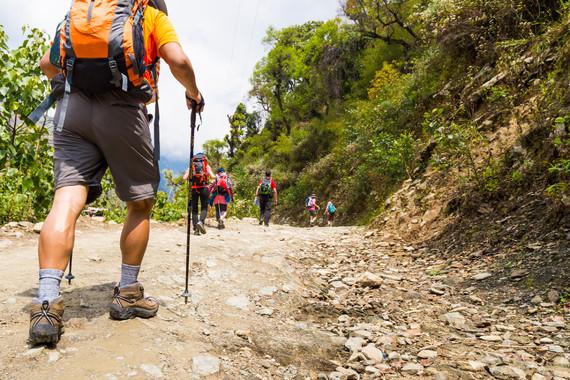 【不徒寻常路】了不起的第一步 尼泊尔布恩山小环线 雪域温泉转运8晚9日徒步之旅
