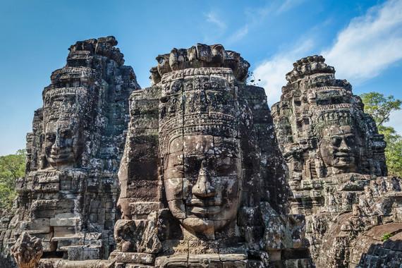 【越柬連線】越南+柬埔寨經典7晚8日游(越航直飛/正班四飛/大小吳哥)