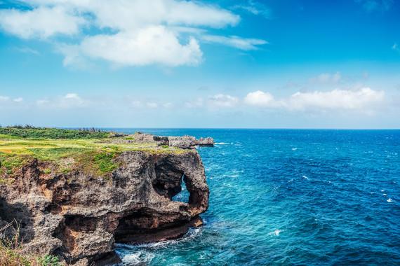 【蓝色魅力】冲绳岛阳光之旅4日游【市区酒店连住/一天自由活动/国航直飞】