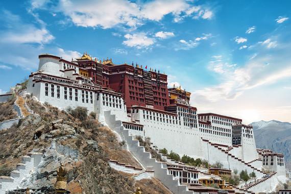 【西藏当地参团】日喀则珠峰探险四日游【羊湖/卡若拉冰川/扎什伦布寺/奇林峡/珠穆朗玛峰】