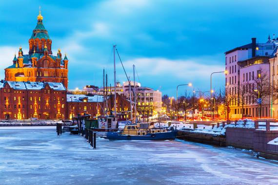 【仰望极光】【真正一价全含】芬兰&瑞典&爱沙尼亚9天【报名立减500元/人】 玻璃屋/瓦萨战舰博物馆/破冰船/驯鹿庄园/驯鹿雪橇/哈士奇农场