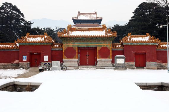 【天天出發】清東陵1日游【含景區講解/含景區電瓶車】