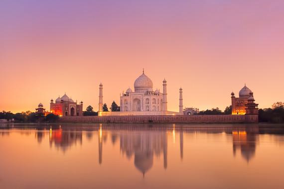 【北京直飞】印度+尼泊尔两国8日游,报名即送印度传统服饰,特别安排印度瑜伽体验,15+1小团队