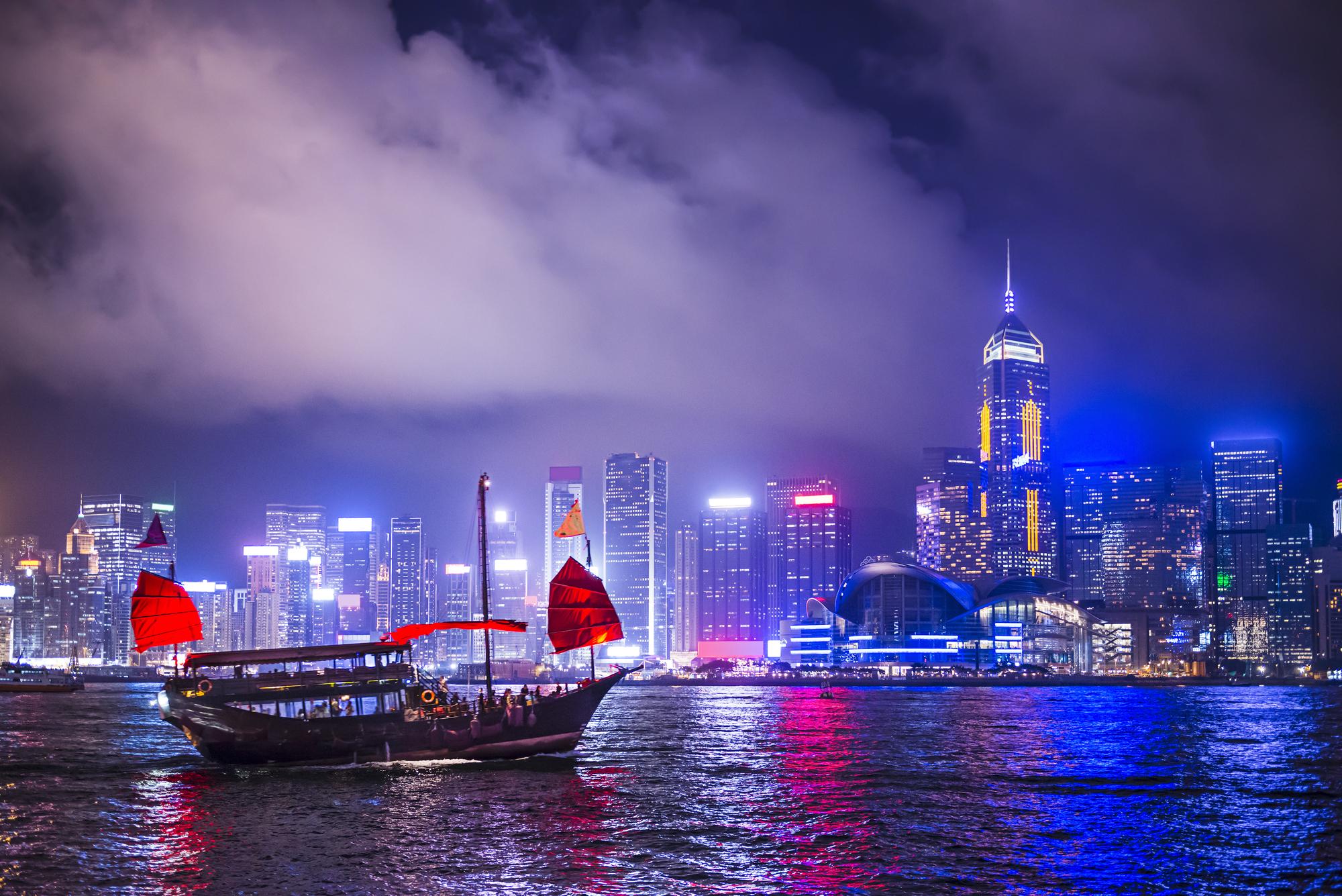 【成人立减900/人】【港城故事】香港澳门5日游【香港自由活动/海洋公园/国航直飞】