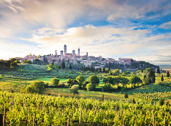 【米其林摘星之旅】意大利8晚10天百变自由行【罗马+佛罗伦萨+威尼斯+米兰】