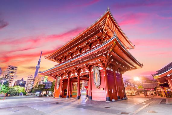 【国航直飞】鼎级和风 本州伊豆半岛双温泉美食7日