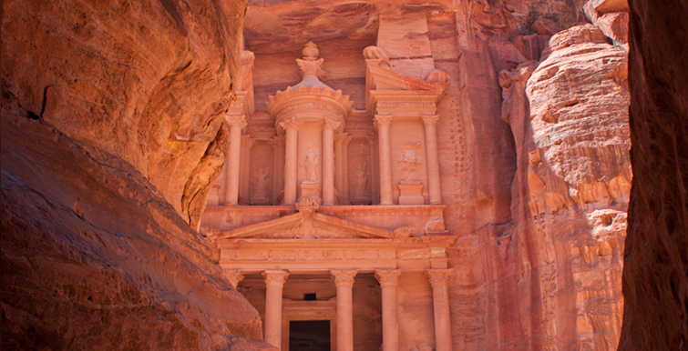沙漠中的帝国神迹