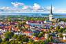 【惠玩游】北欧四国+爱沙尼亚+双峡湾+塔林 12天 网评4星+1晚峡湾特色酒店+1晚夜邮轮 芬航/挪威签