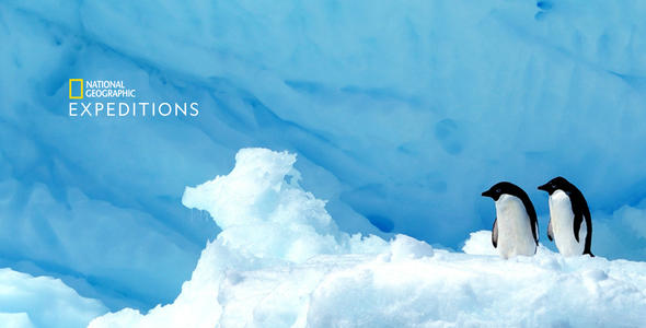 与国家地理穿越南极圈 探险南极三岛