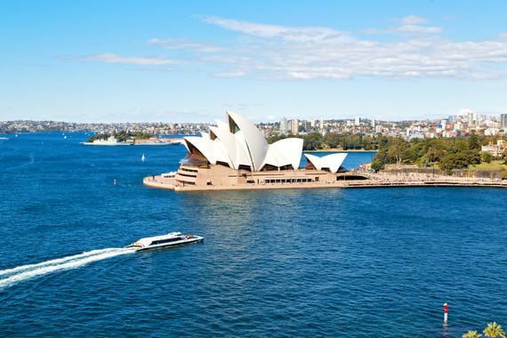 「澳意鲸豚」澳一地8日QF(蓝山+天堂海洋)澳大利亚+悉尼+布里斯班+黄金海岸+墨尔本+十二门徒 蓝山国家公园+天堂农庄+星空塔